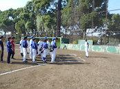 野球部は大会で上位を目指します!